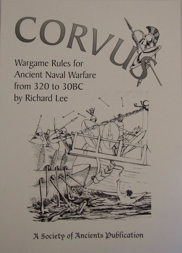 Corvus rules front cover